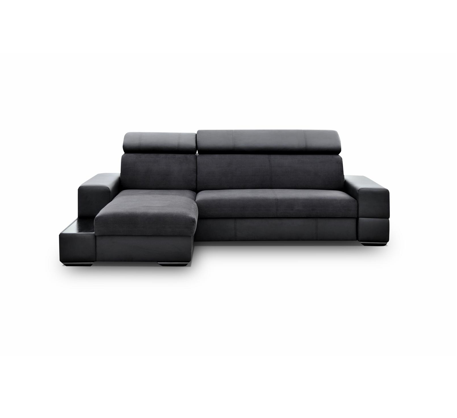 ecksofa capri schwarz m bel muller braun. Black Bedroom Furniture Sets. Home Design Ideas
