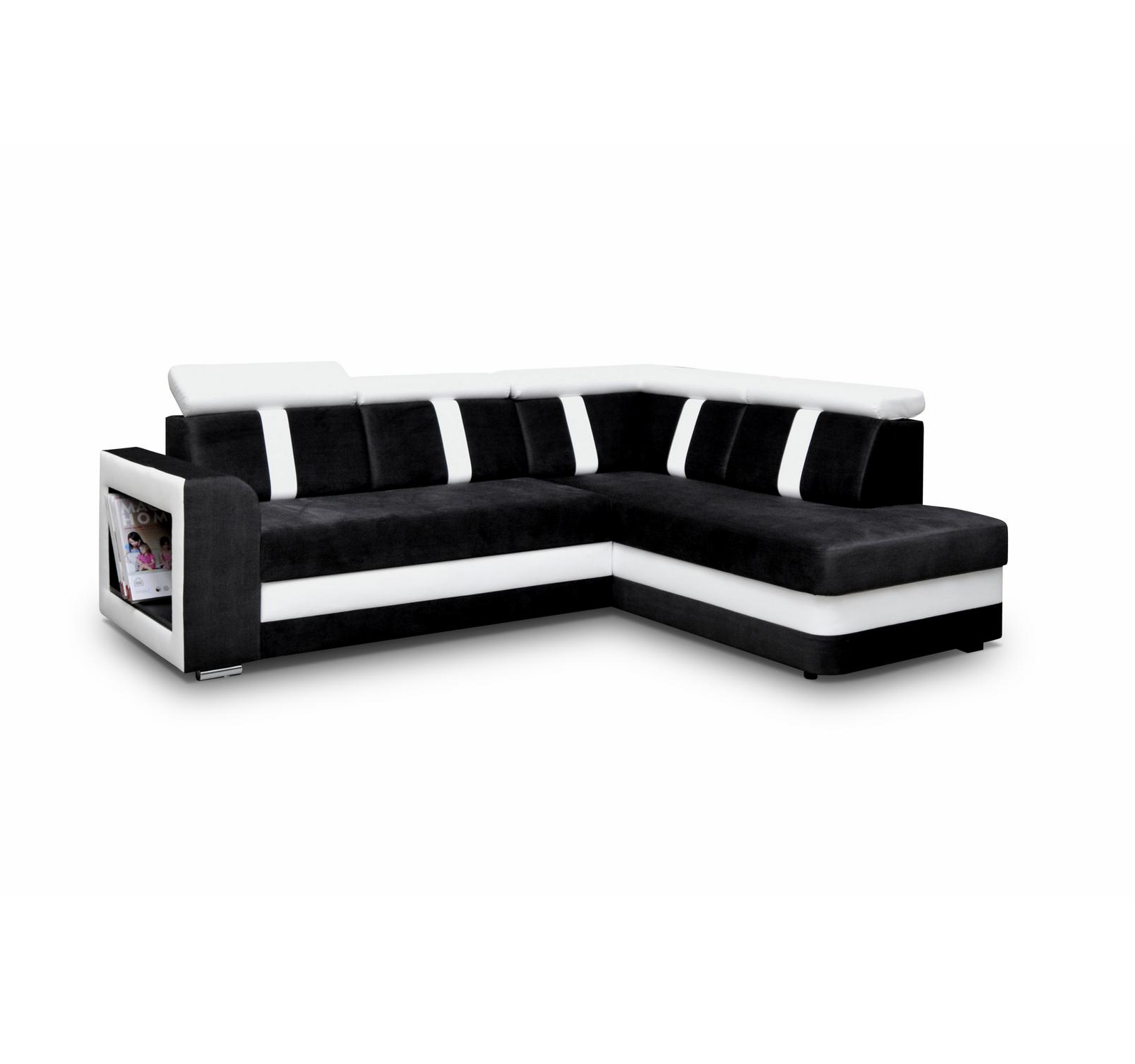 ecksofa texas schwarz m bel muller braun. Black Bedroom Furniture Sets. Home Design Ideas