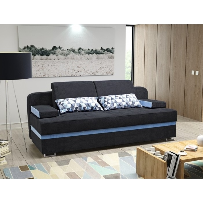 sofa modo schwarz m bel muller braun. Black Bedroom Furniture Sets. Home Design Ideas