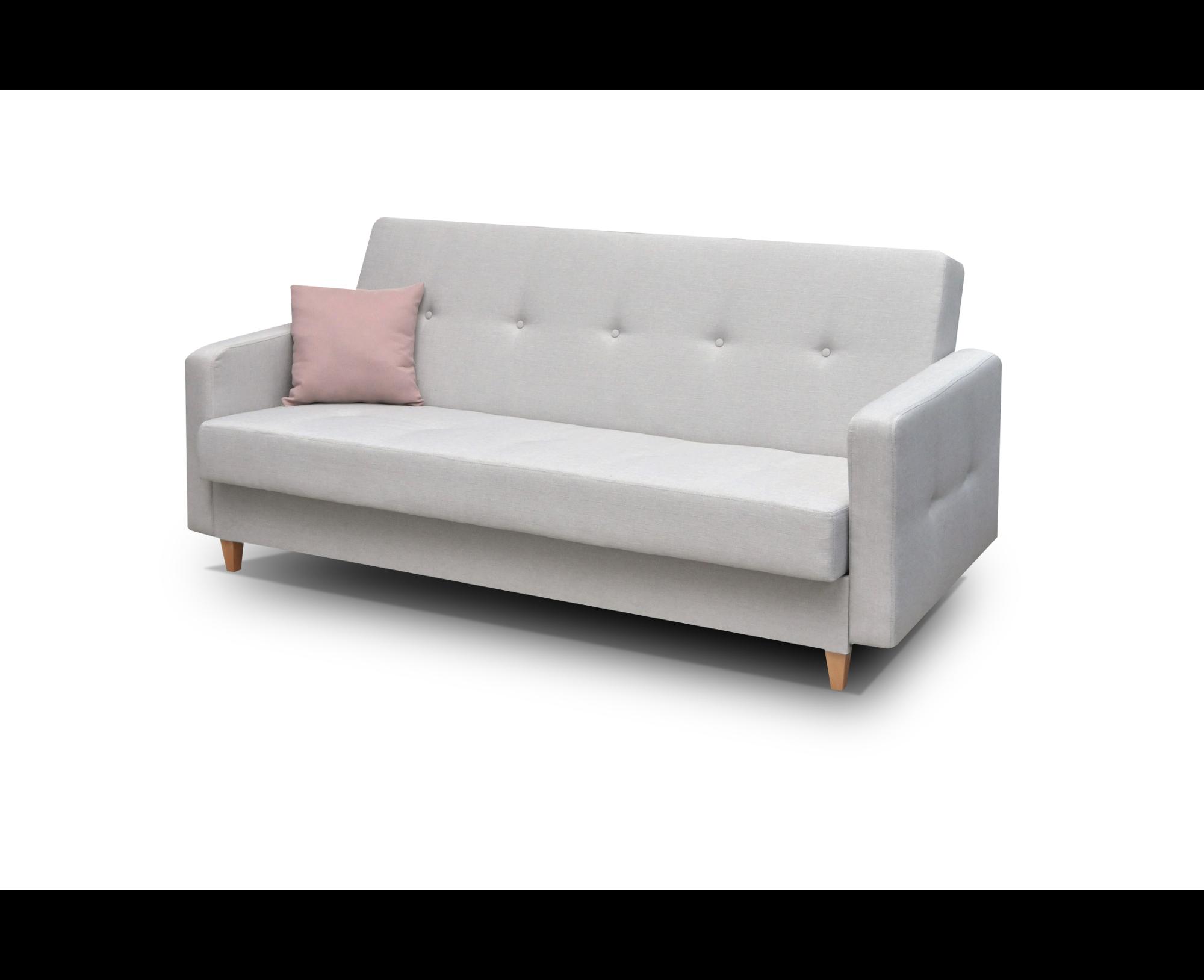 sofa perry hellgrau m bel muller braun. Black Bedroom Furniture Sets. Home Design Ideas