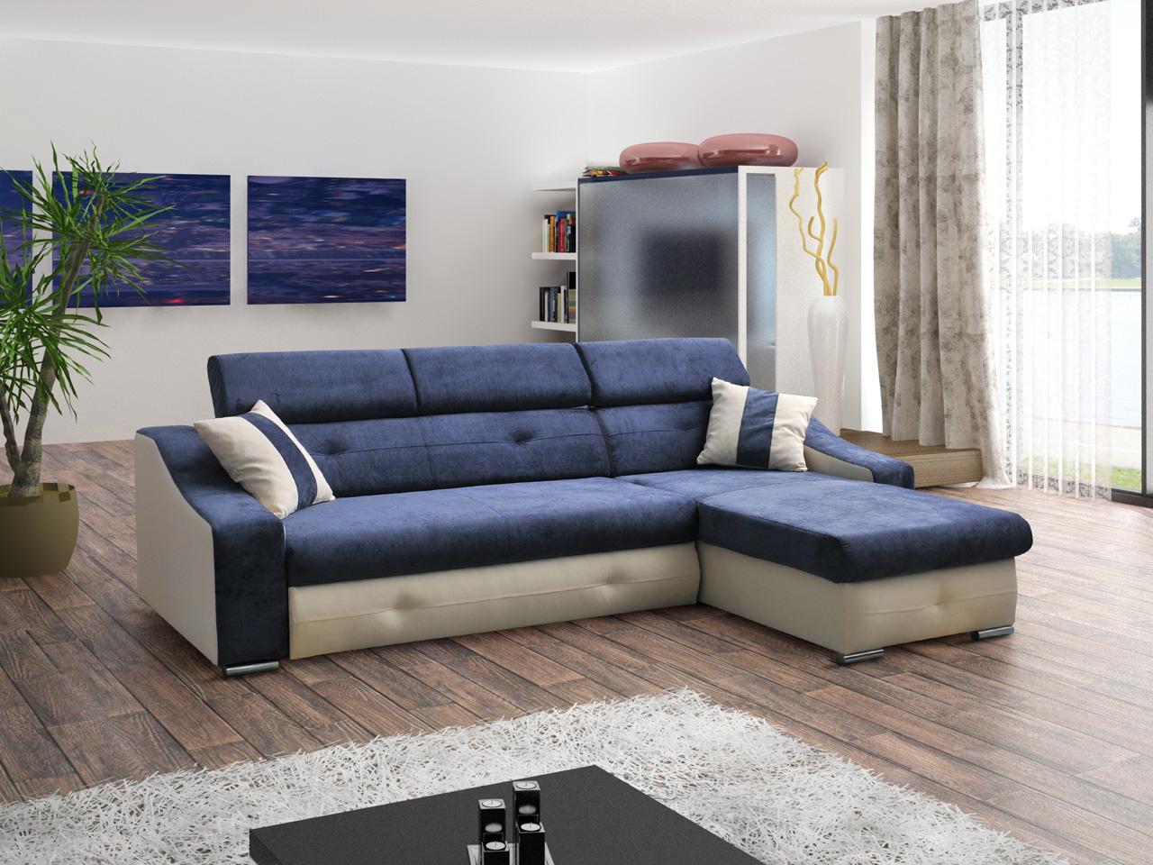 apollo blau r m bel muller braun. Black Bedroom Furniture Sets. Home Design Ideas