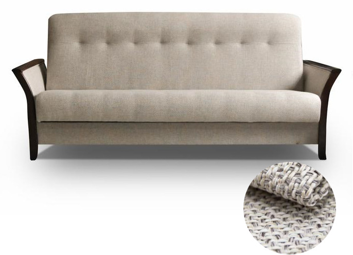 barbados beige sofa stoff m bel muller braun. Black Bedroom Furniture Sets. Home Design Ideas