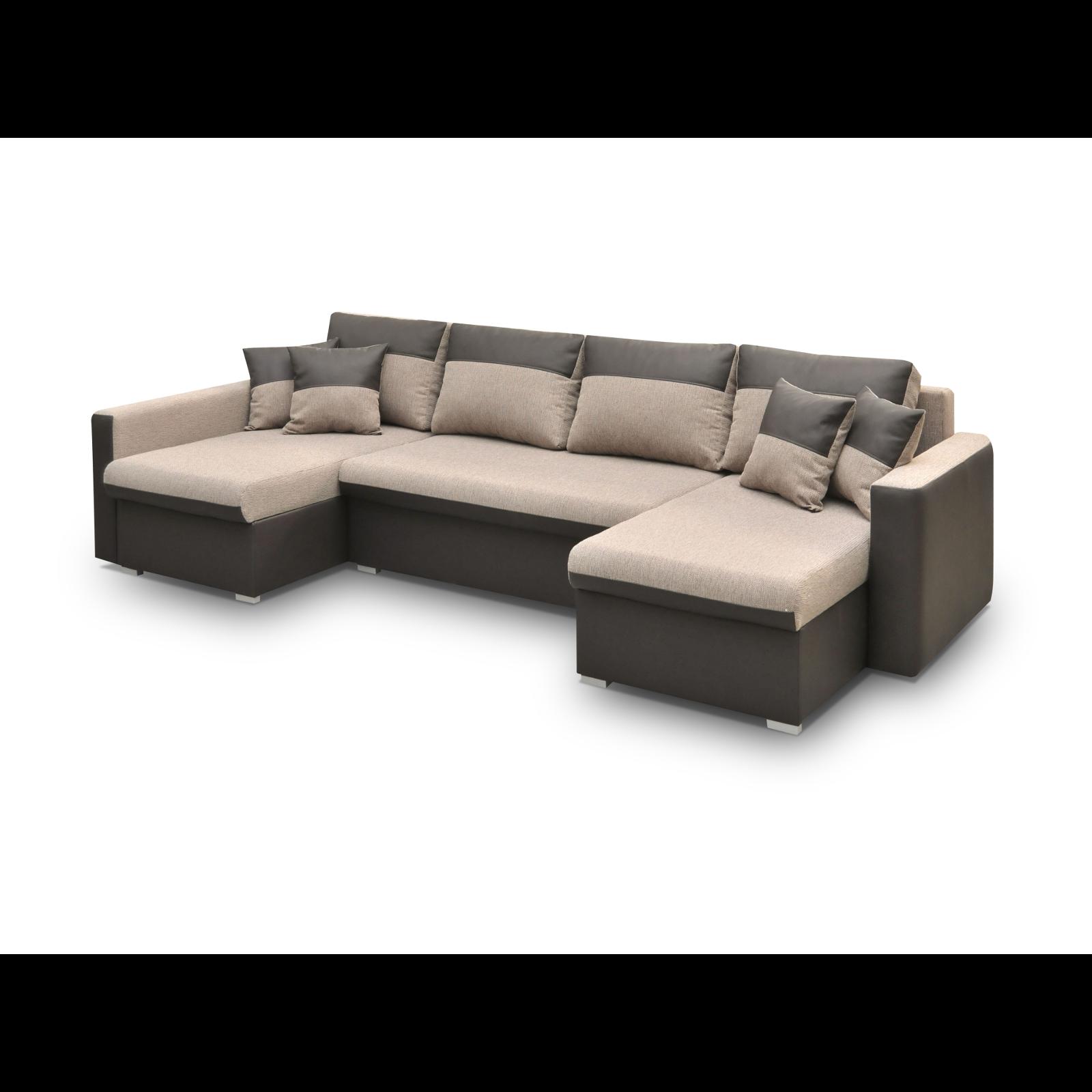 ecksofa berlin u braun m bel muller braun. Black Bedroom Furniture Sets. Home Design Ideas