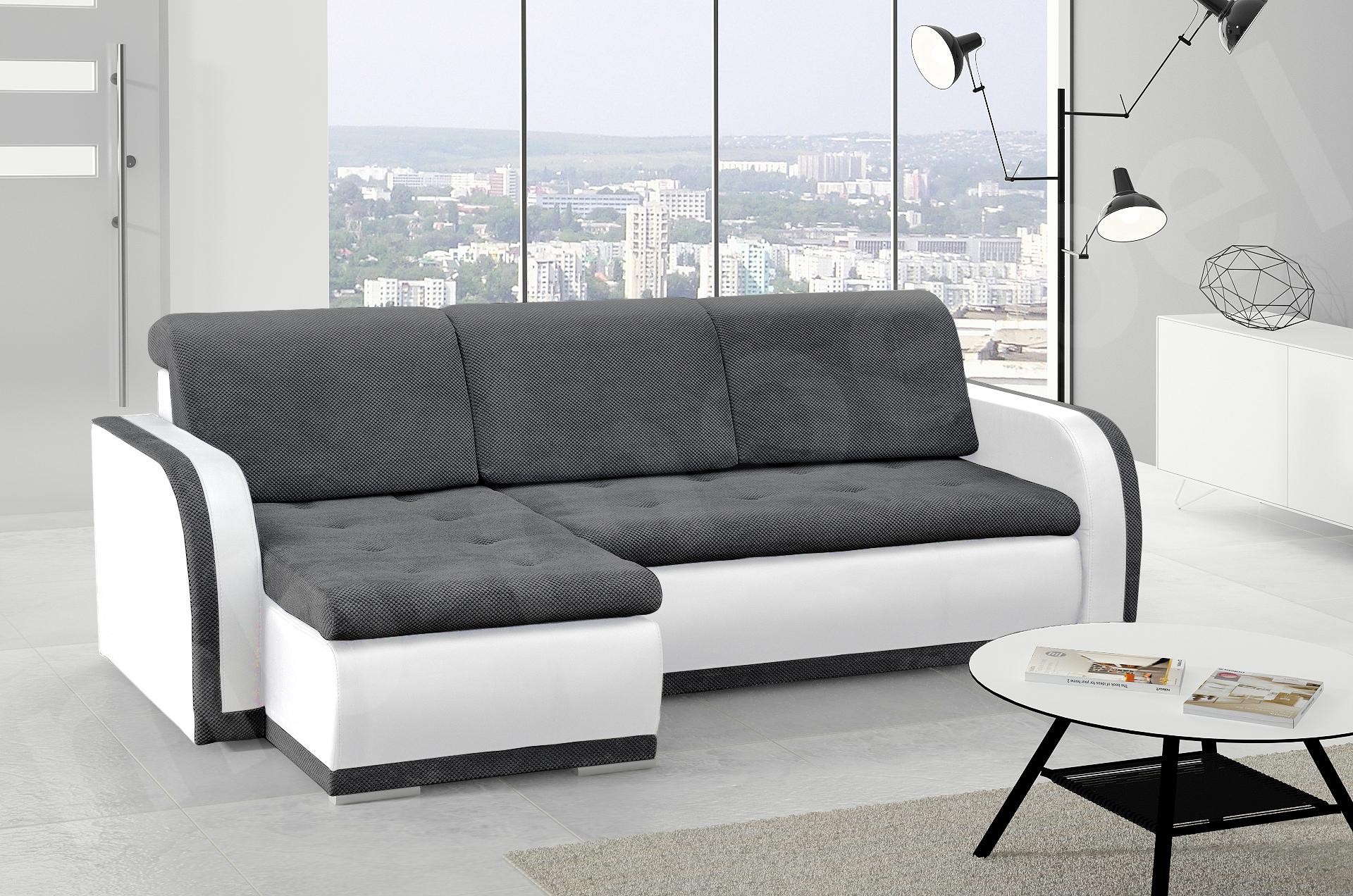 kleine ecksofa mit schlaffunktion polstergarnitur. Black Bedroom Furniture Sets. Home Design Ideas