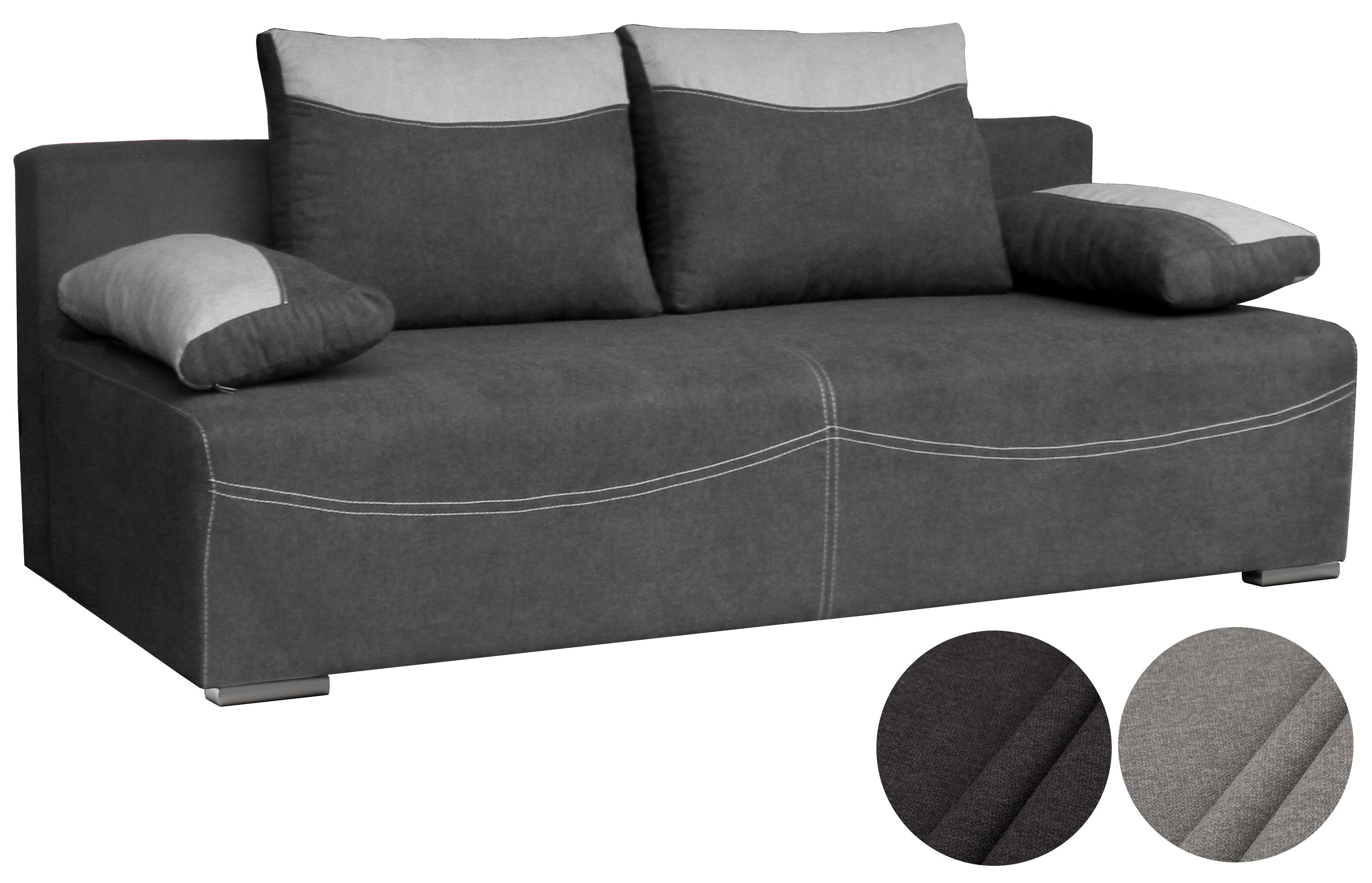 Kleine Couch Mit Schlaffunktion Sofa Wohnzimmer