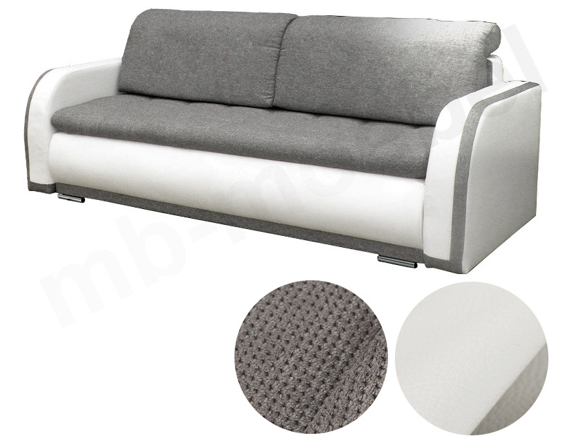 kleine couch mit schlaffunktion sofa kunstleder couchgarnitur bettfunktion vero ebay. Black Bedroom Furniture Sets. Home Design Ideas