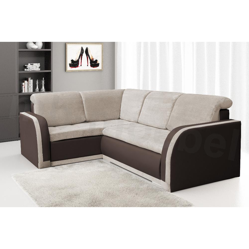ecksofa vero iii beige braun m bel muller braun. Black Bedroom Furniture Sets. Home Design Ideas