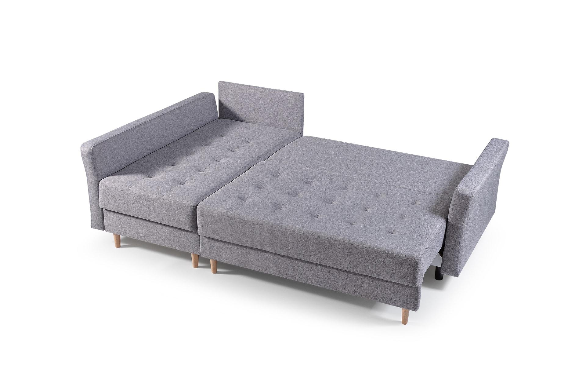 kleines ecksofa mit schlaffunktion und bettkasten sofa. Black Bedroom Furniture Sets. Home Design Ideas